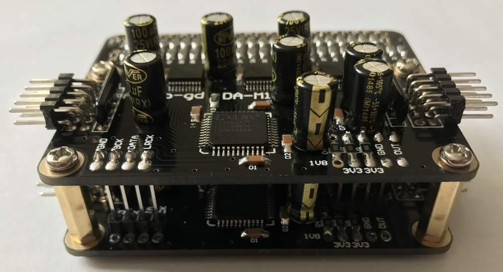 DDC - Digital USB interfaces - Xmos or Amanero Combo384 based